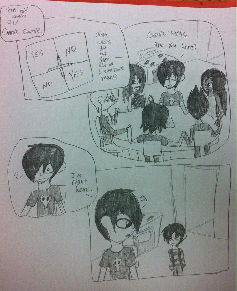 SOTR mini comics #17: Charlie Charlie by Jess4ever