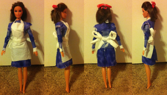 Aya Drevis Doll by Jess4ever