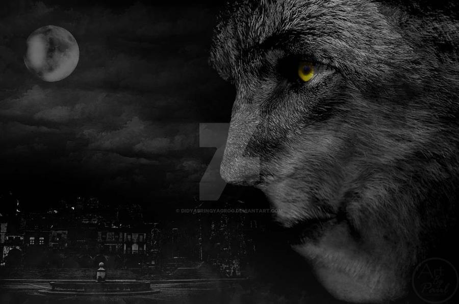 Werewolf 1 by didyabringyagrog