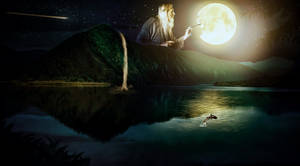 The Creation of the Moon