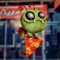Pizza Bug