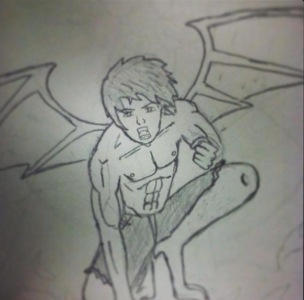 Dragonboy by Obiosborn