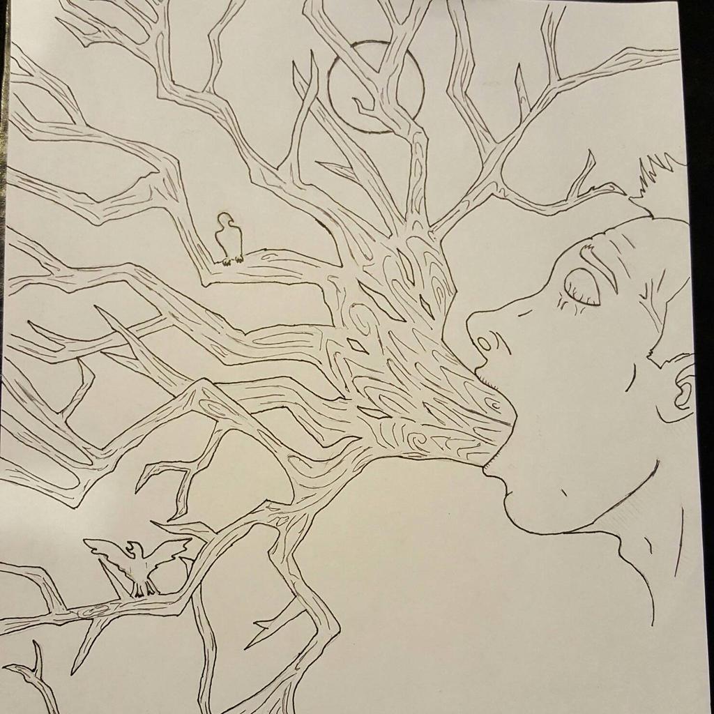 Cover Sketch by Obiosborn