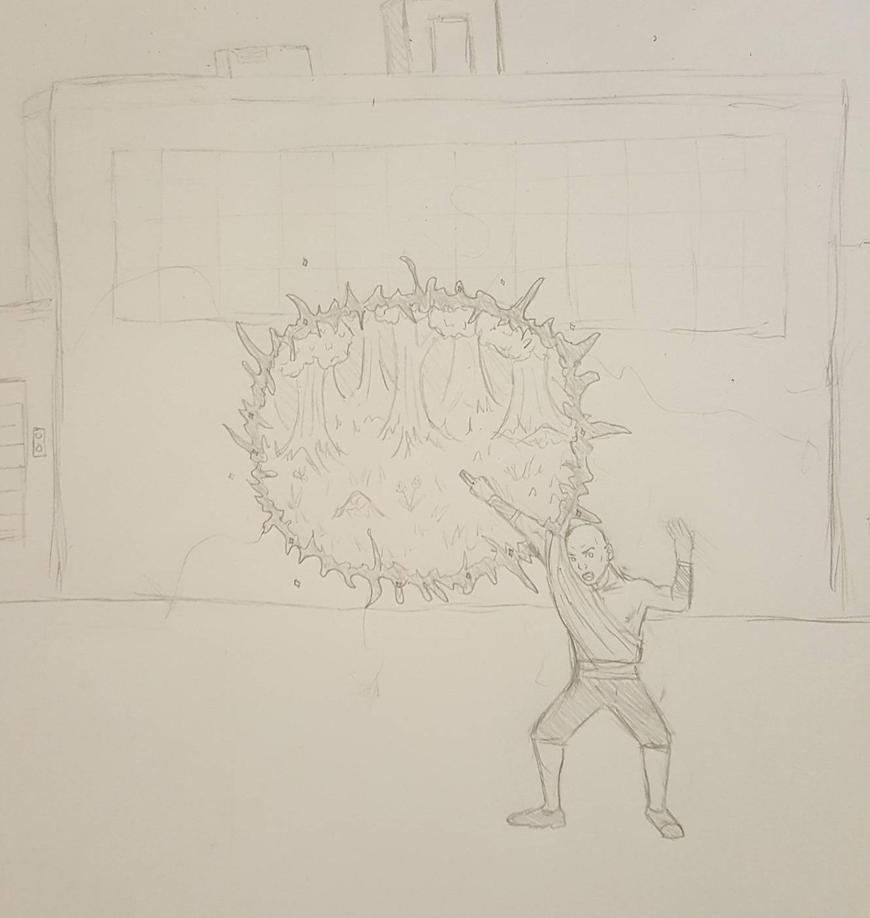 Gatekeeper  by Obiosborn