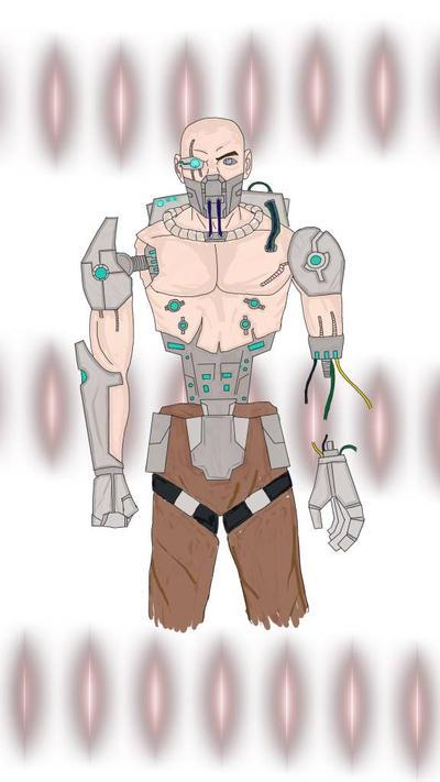 DnD Cyberpunk Design  by Obiosborn