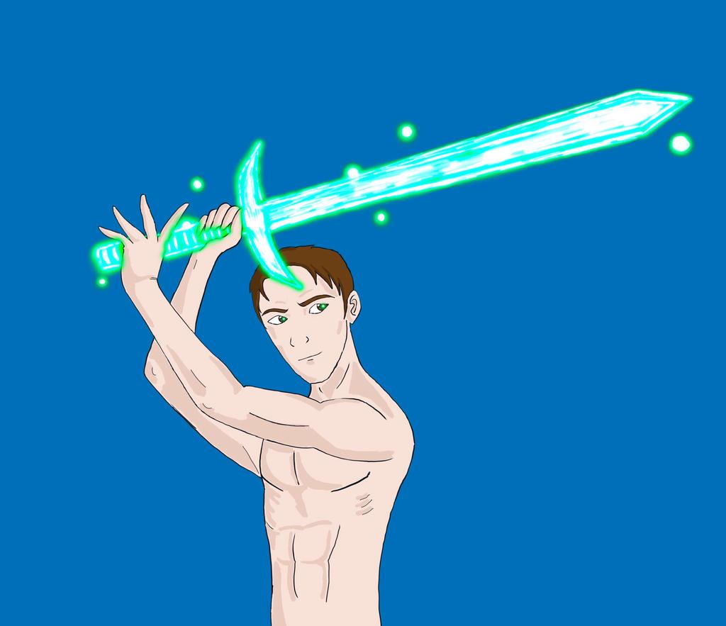 Photon Sword by Obiosborn