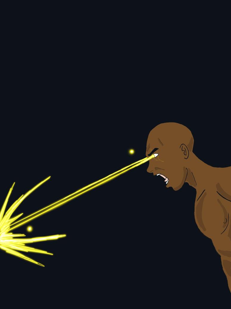 Laser by Obiosborn