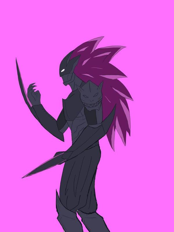 Shadow Mage by Obiosborn