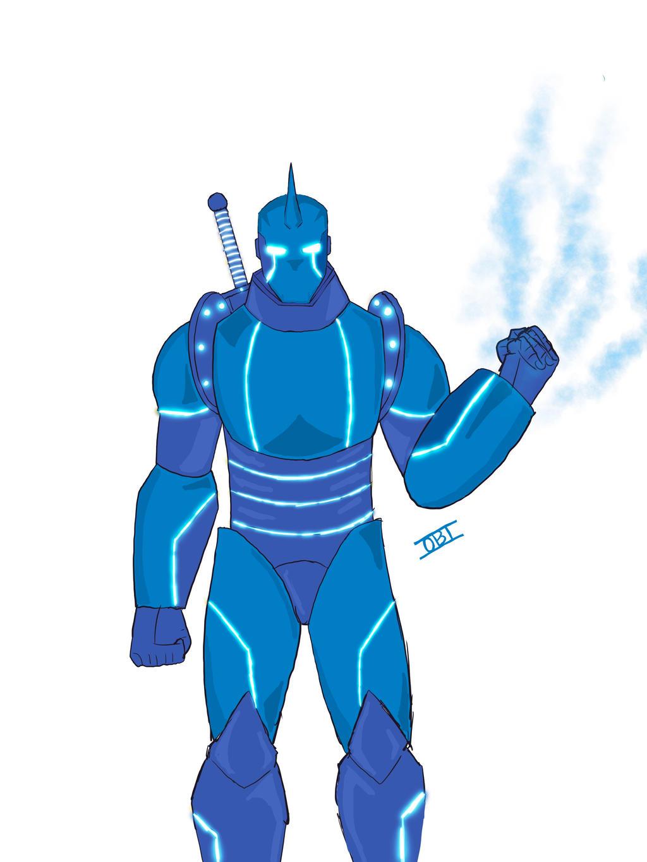 Energy Armor by Obiosborn