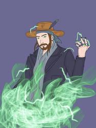 Magician by Obiosborn