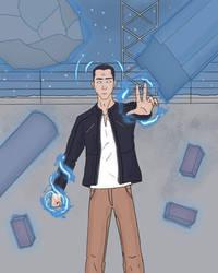 The Telekinetic  by Obiosborn