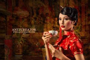 Oriental by antzcreator