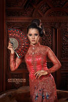Beauty of Kebaya by antzcreator