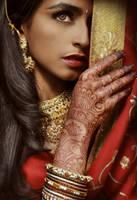 The Queen of Hindustan by antzcreator