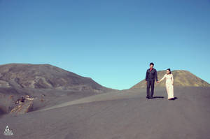 Prewedding @bromo by antzcreator by antzcreator