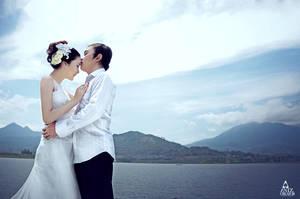Prewedding Solorejo Lake, Malang-Jawa Timur by antzcreator