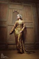 The Beauty of Kebaya Indonesia by antzcreator