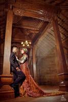 Javanese traditional prewedding @Malang-Indonesia by antzcreator