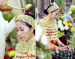 Javanese traditional wedding @Malang - Indonesia by antzcreator