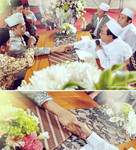 Javanese traditional wedding @Malang - Indonesia