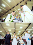 modern wedding @Malang, Indonesia