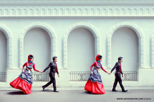 Prewedding by Antzcreator (Malang - East java) by antzcreator