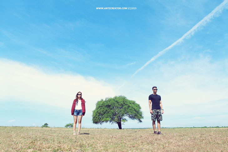 Prewedding Baluran National Park by antzcreator