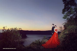 Sunrise Bromo Prewedding