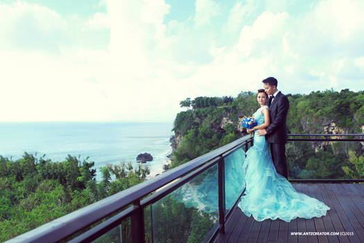 Bali Prewedding by Antzcreator Photography
