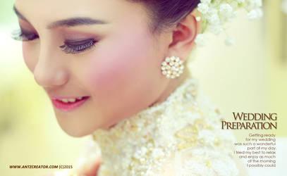Beauty Bride - Wedding at Malang, Indonesia