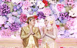 the wedding of ArdiIndrie at Swiming Pool Permata