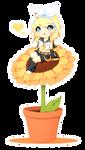 . + * Rin Sunflower * + .