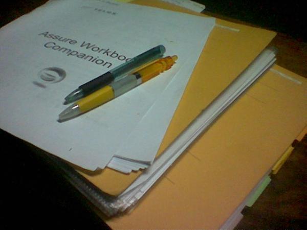 workbook by fallenenzeru