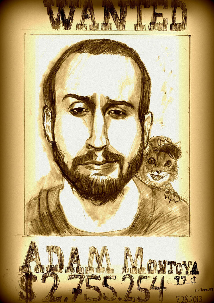 WANTED: Seananners by Jerzu97
