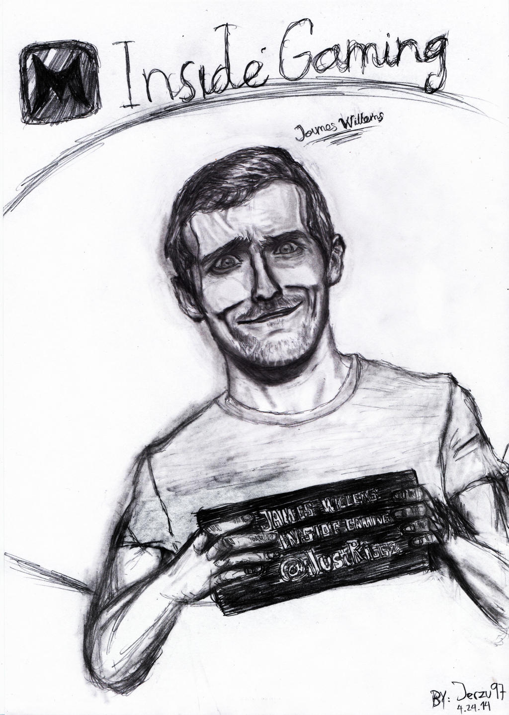 Insidegaming: James Willems by Jerzu97