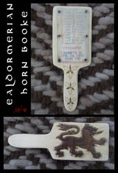 Ealdormerian Horn Booke - March 12016 H.E. by rua-lupa