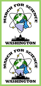 March For Science Logos for Washington by rua-lupa