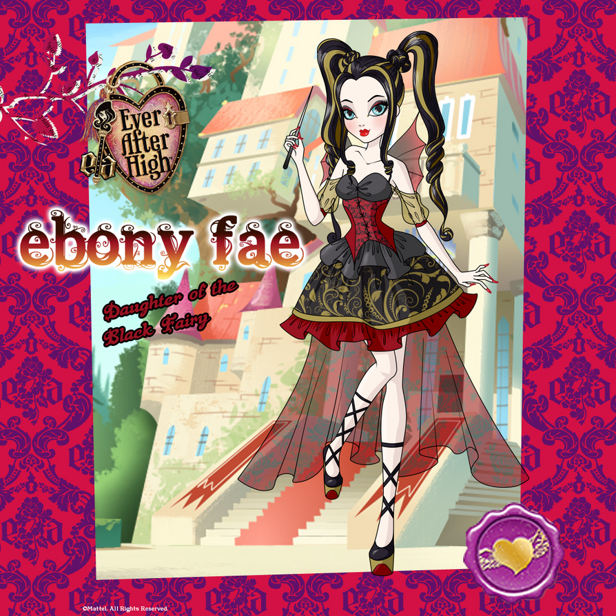ever after high - photo #37