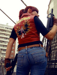 Claire Redfield - Let me Live