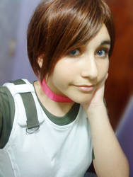 Rebecca Chambers - Cosplay by RedfieldClaire