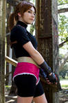 Claire Redfield - Giving it all my soul.