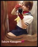 Sakura Kasugano