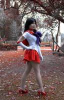 Sailor Mars II by RedfieldClaire