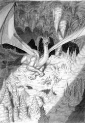Dragon's Nest by randolfo