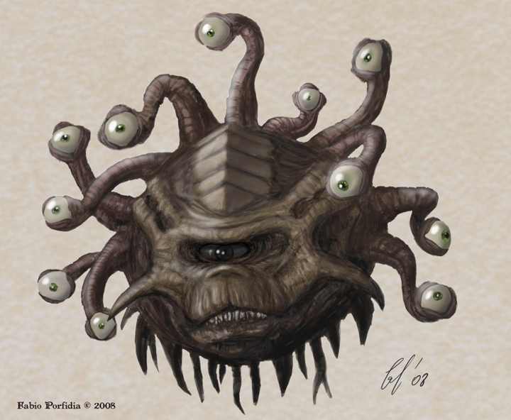 Beholder by randolfo on DeviantArt