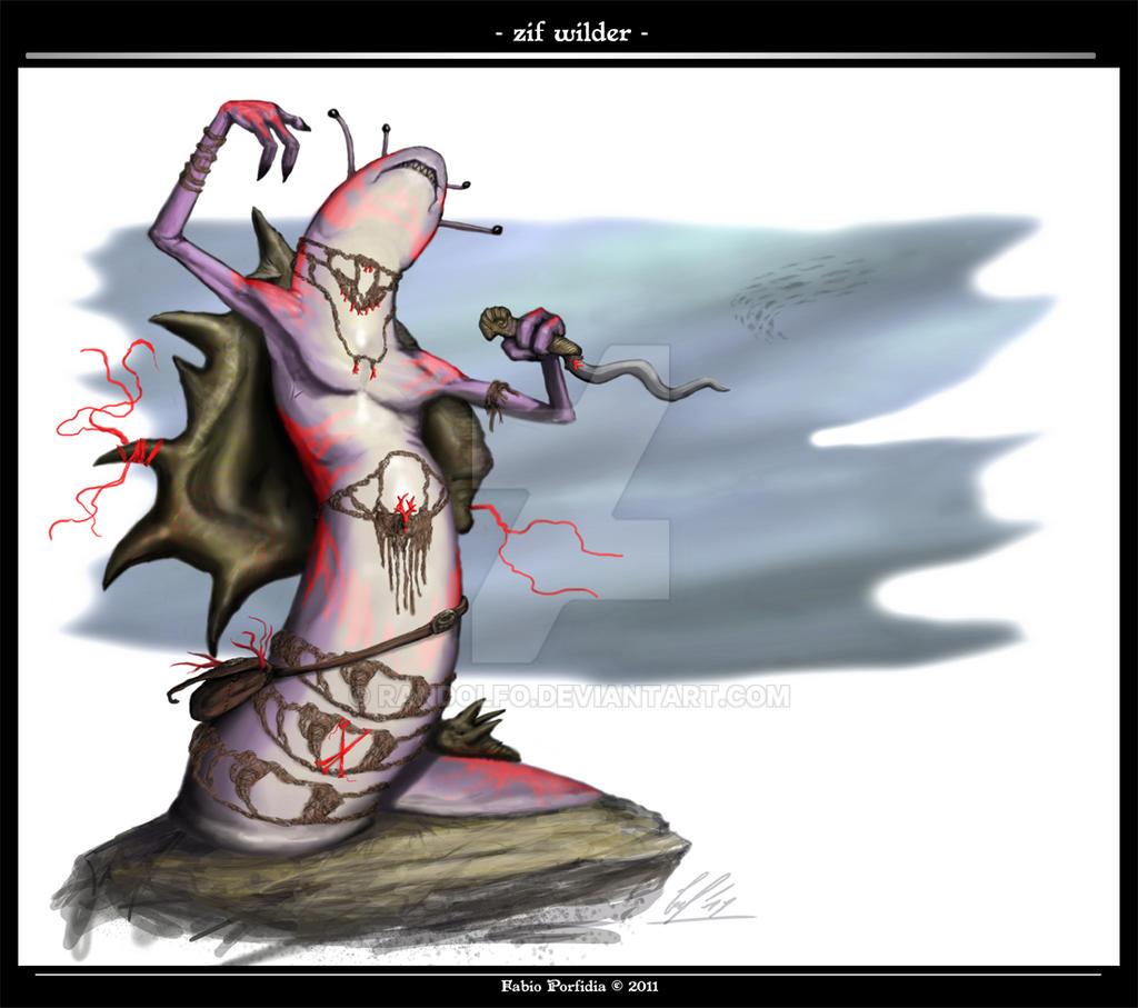 Image result for mollusk zif pathfinder