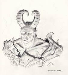 Devil by randolfo