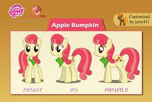 Apple Bumpkin [Flash puppet] by jerry411