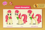 Apple Bumpkin [Flash puppet]