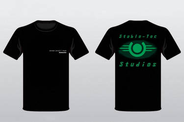 Stable-Tec Studios - T-shirt Design